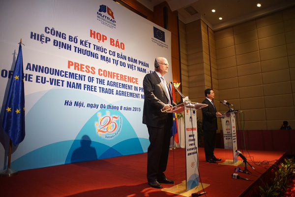 The Eu And Vietnam Agree On Trade Deal But Theres Still A Long