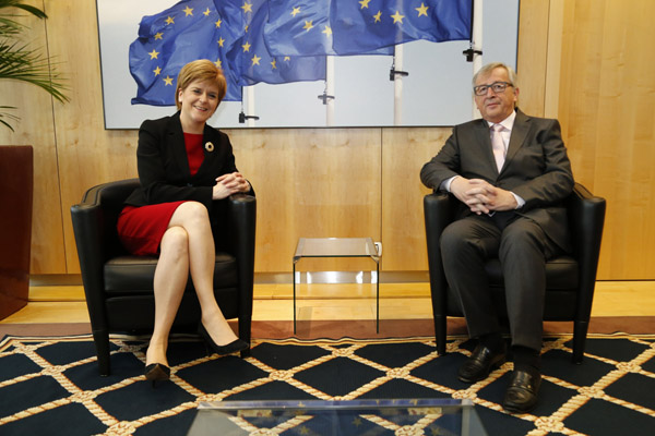 A Future Uncertain: Why Brexit Would Leave Scotland More Dependent on Westminster