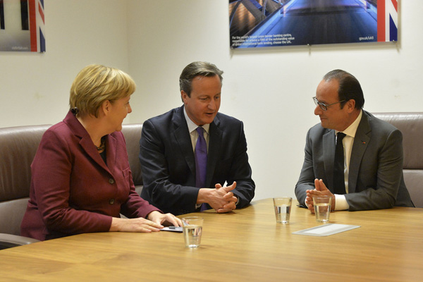 Cameron's EU Renegotiation: A Strategy Lacking a Vision