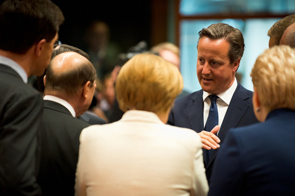 Message from Cameron's Speech – Still an Awkward Partner