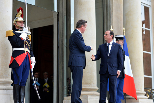 France: Great Britain Should Remain in the EU, But Not at all Costs