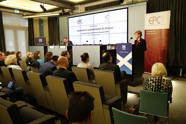 How Could Scotland Protect its EU Links After Brexit?