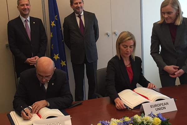 The EU's Relations with Kosovo – Or Why We Should Still Value Brussels Bureaucracy