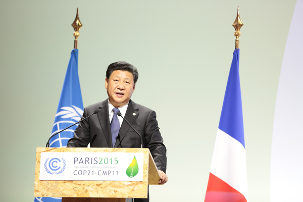 Will China Cooperate with the EU at the Paris Climate Conference?