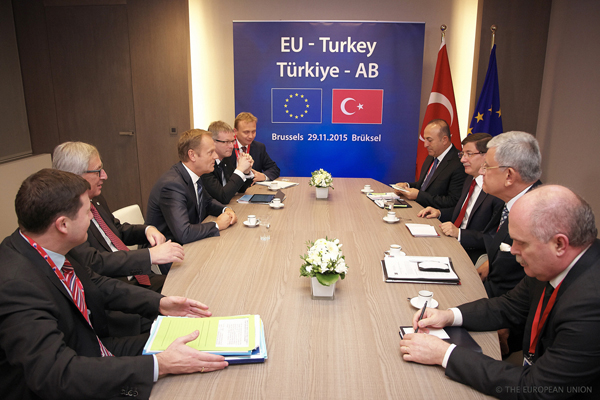 Turkey's EU Perspective: How the Refugee Crisis has Accelerated Membership Negotiations