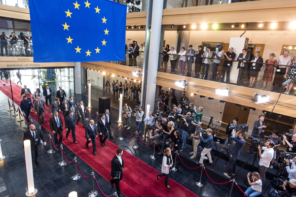 The Crisis of Schengen is the Crisis of the EU