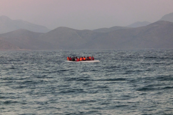 Britain's Response to the Refugee Crisis in the Mediterranean