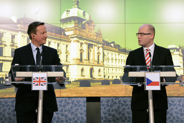 In the UK's EU Renegotiation, Free Movement Remains the Concern for East Central Europe