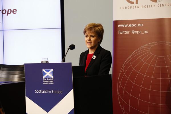 Problematising the SNP's Pro-European Status Quo