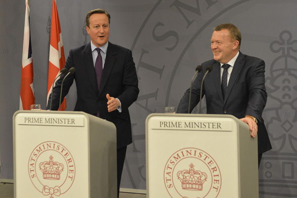 The UK's EU Renegotiation: View from Denmark
