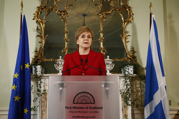 How Might Scotland Maintain its Membership of the EU?