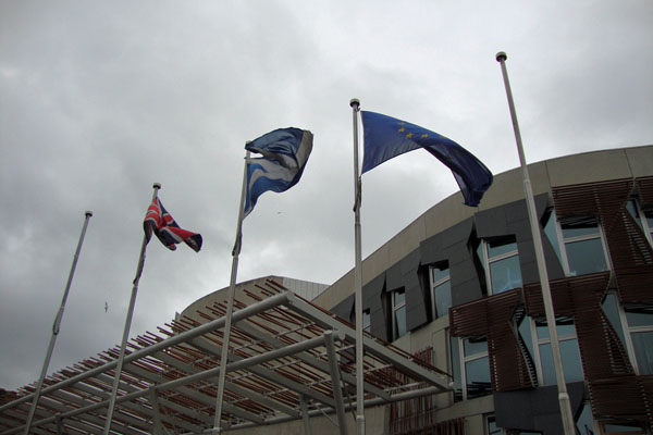 Powers that Come into Play in Scotland's Future Relationships with Europe