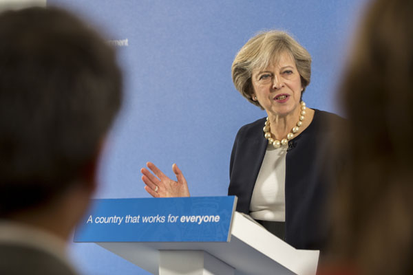 Theresa May's Great Repeal Bill – A Scottish Own Goal?