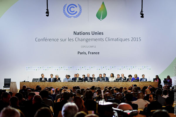 Early Brexit Questions: The Paris Agreement and Climate Policy