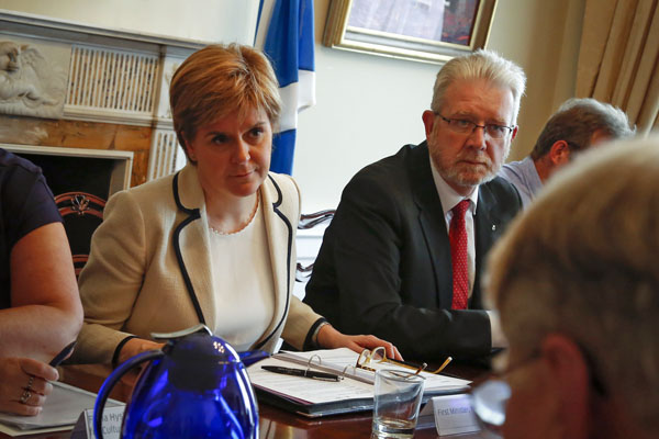Voice and Partnership: The Bottom Line for Scotland on Brexit?