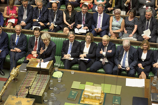 Soft or Hard Brexit: Do the Political Parties Know What They Want?