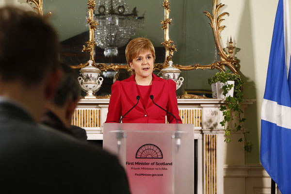 When Article 50 Meets Section 30 – Another Quiet Week in Scotland's Constitutional Politics