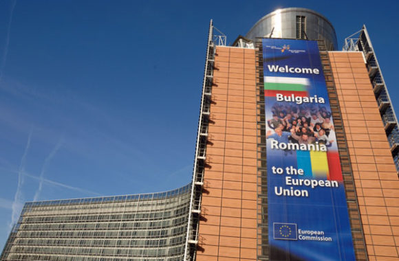 Welcome Bulgaria and Romania