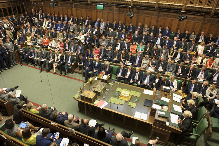 Has Parliament Taken Charge of Brexit?