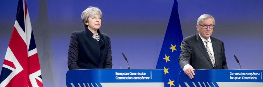 Brexit Britain's ECJ Problem: Enforcement of Rights Guarantees in the Withdrawal Agreement